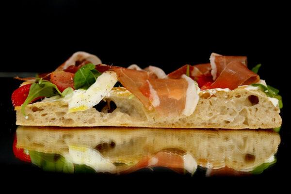 pizza speciale bella ciao